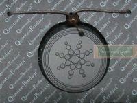 Wholesale scalar energy pendant for sale - Energy quantum scalar pendant energy card and lava pendants Resist radiation