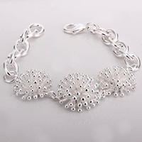 Wholesale Sterling Silver Fireworks Charm - 10pcs lot 2011 hot best gift fashion jewelry 925 silver charm Fireworks bracelet silver jewelry