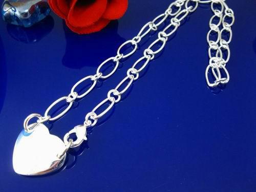 슈퍼 주얼리 크리스마스 선물 925 실버 국화 키를 설계 체인 목걸이