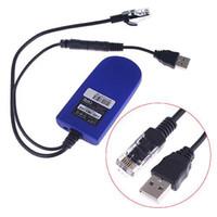 Wholesale Vonets Wireless - Vonets IEEE 802.11B G Wireless WIFI Dongle Bridge 2.4Ghz DC5V-15V 1.5W For Xbox PS3 C975