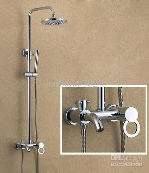 2018 Rainfall Shower Set Shower Set Shower Faucet From Barbara0302 ...