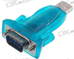Wholesale usb db9 - USB 2.0 to RS232 RS-232 Serial DB9 9 Pin Cable Adapter Converter