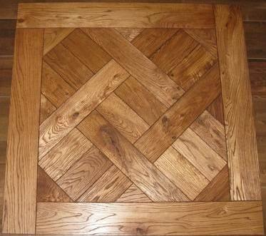 2018 Solid Wood Floor Parquet Flooring Polygon Wood Flooring Custom