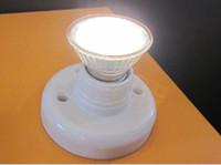 Wholesale 3w E27 Smd3528 - 3W LED spotlights 48LEDs SMD3528 MR16 E27 E14 GU10 CE ROHS