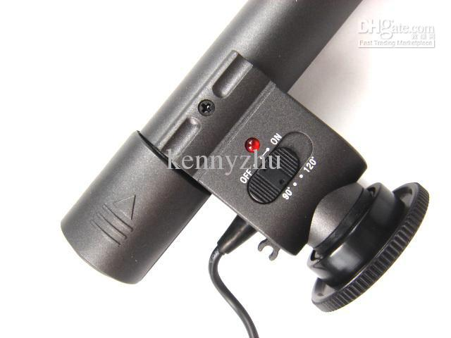 Stereo Microphone SG-108 For Camcorder DV Vidieo Cameras 5D II III 7D 550D SG-108 Professional High Sensitivity