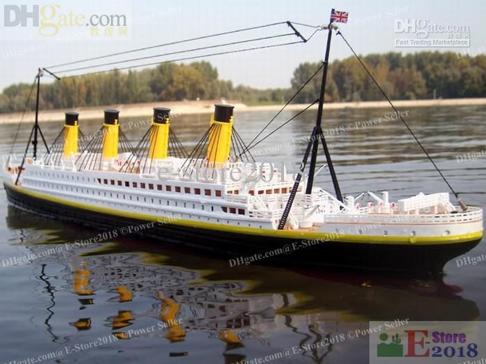 32 Model Boat Toy Rms Titanic Passenger Steamship Electric Ship Rc
