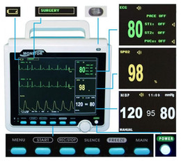 "Wholesale Monitors Etco2 - CMS 6000 8.4"" Patient Monitor 3 parameters With CE +ETCO2"
