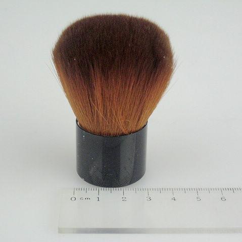 6 unids / lote ceño de nylon maquillaje pinceles maquillaje kit de pinceles con forma de hongos cepillo cepillo cepillo 511