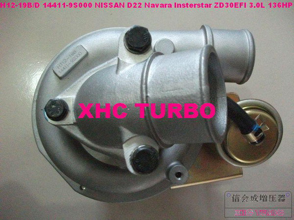 Турбонагнетатель HT12-19B/D 14411-9S00 для NISSAN D22 Navara, Interstar, ZD30EFI 3.0 L