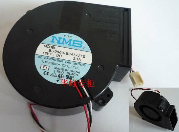 best selling NMB 9733 12V 2.1A BG0903-B047-VTS cooling fan cpu cooler heatsink 3108NL-05W-B29