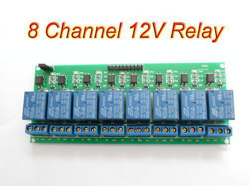 arduino - 8 channel 5v relay - Electrical Engineering
