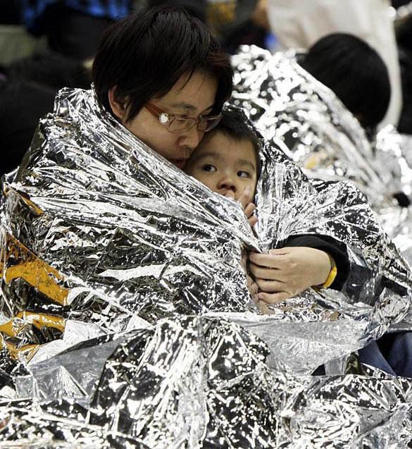 Space Blanket Emergency Survival Blankets Teak Patio