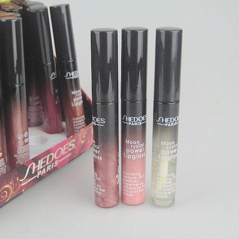 12 цветов Профессиональный блеск для губ Помада для губ блеск для макияжа 8 мл 2 шт / цвет 12 цветов / пакет 8303