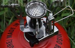 "Wholesale New Gas Power - New Arrive Picnic Camping Stove Mini 3"" Gas-Powered Butane Propane"