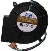 охладитель процессора avc 12v оптовых-AVC 9733 12 В 4.5 A BA10033B12G вентилятор охлаждения процессора радиатор