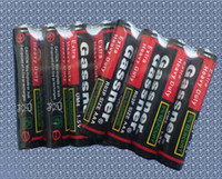 Wholesale Super Heavy Duty Batteries - 400pcs Lot, SGS ROHS AAA R03P 1.5v Carbon zinc battery, Super Heavy Duty