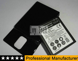 Wholesale Infuse 4g - For Samsung infuse 4G I997 Extended Battery Back Cover for Samsung infuse 4g i997 3500mAh 100pc  lot