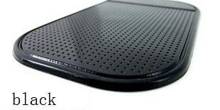 5 sztuk / partia antypoślizgowa mat dla telefonu MP3 MP4 Naszyjna Dashboard Sticky Pad Magic Sticky Pad