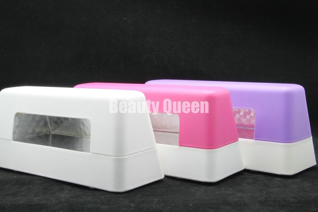9W UV-lampa härdningslampa UV-ljus för gelpolska Söt av Nail Art UV Gel CE