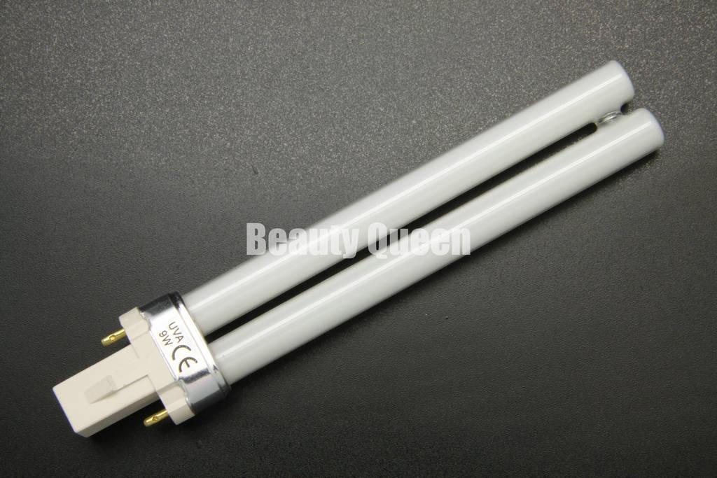 16 stks / partij 9W UV Lamp Curing Lamp UV Licht voor Nail Art UV Gel Ce * Gratis verzending