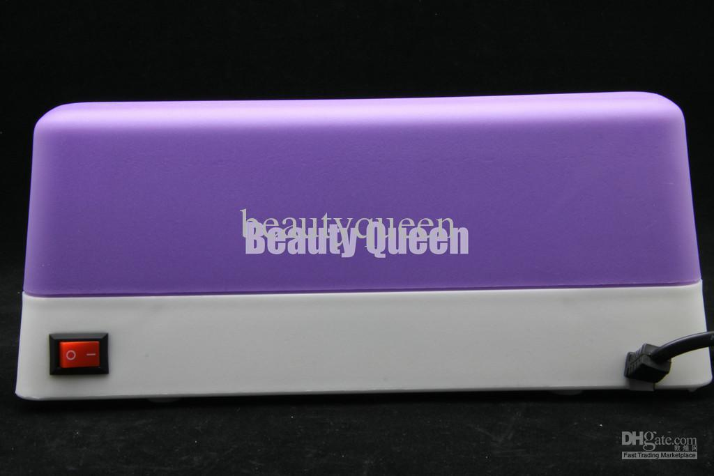 /ロット9W UVランプ硬化ランプ紫外線ライトのための紫外線ゲルCE *送料無料