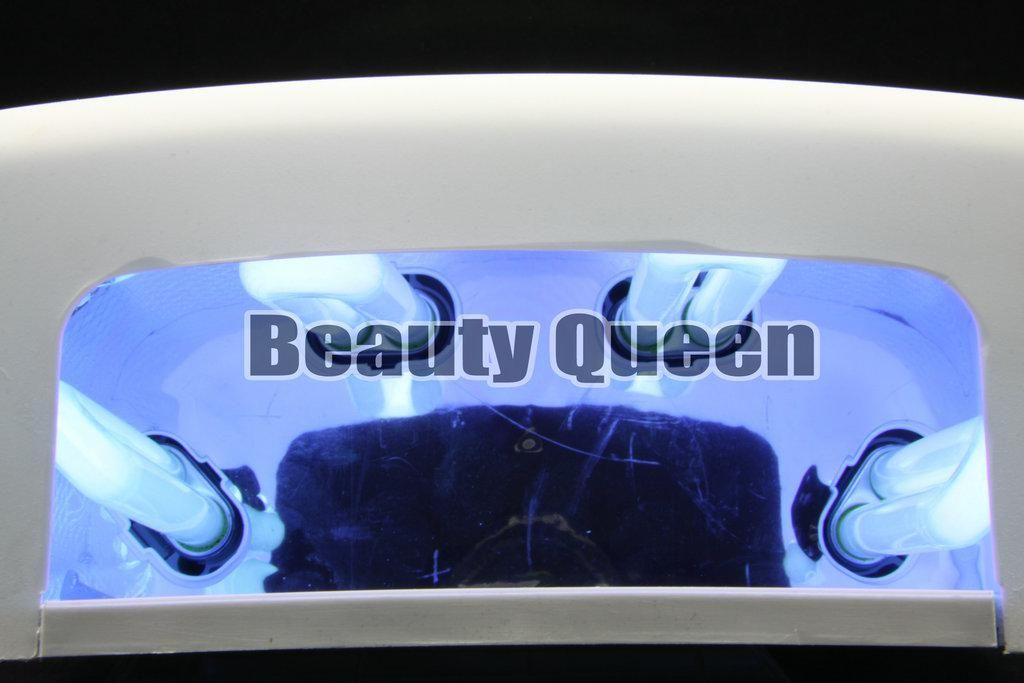 36W Lampa UV Lampa utwardzająca światło UV do żelu Polski Soak Off Nail Art Gel UV Nowy
