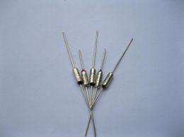 Wholesale Thermal Fuse Wholesale - Microtemp Thermal Fuse 115C 121C 130C 133C 142C Cut-off 10A 250V 1000 Pcs Per Lot