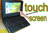 "Wholesale Touch Screen Computer Laptop - touch screen 7""laptop mini laptop 7 inch mini netbook mini laptop computer android 2.2 VIA8650"