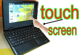 """Wholesale Computer Netbook - touch screen 7""""laptop mini laptop 7 inch mini netbook mini laptop computer android 2.2 VIA8650"""