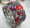 I monili del braccialetto 20pcs / lot del braccialetto chain del braccialetto del BRACCIALE del rhinestone delle donne misti
