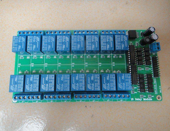ELS Programador horario Digital 12V DC