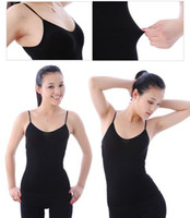 Wholesale Germanium Slimming Vest - germa Germanium slim body Slimming Vest Body Shape Garment Sexy Vest germa shape up camisole 1000pcs lot free shipping body shaper