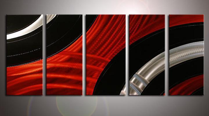 arte Metallo Arte astratta moderna Pittura ad olio arte Scultura Decorazione arte originale 026 art