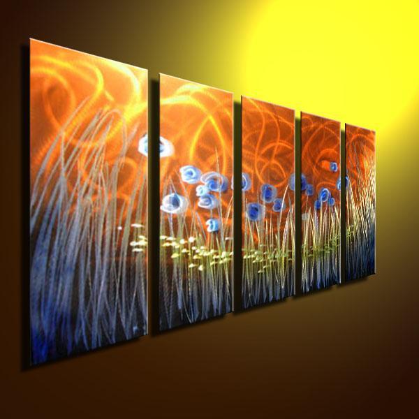 2018 Metal Modern Abstract Art Oil Painting Art Sculpture Decor Original Art Metal Painting Wall 035 From Alexzl $113.26 | Dhgate.Com & 2018 Metal Modern Abstract Art Oil Painting Art Sculpture Decor ...