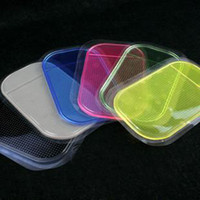Wholesale Cheap Audi - (50pcs lot) Magic Sticky Pad for Phone mp3 mp4 Cheap Wholesale car anti slip pad China