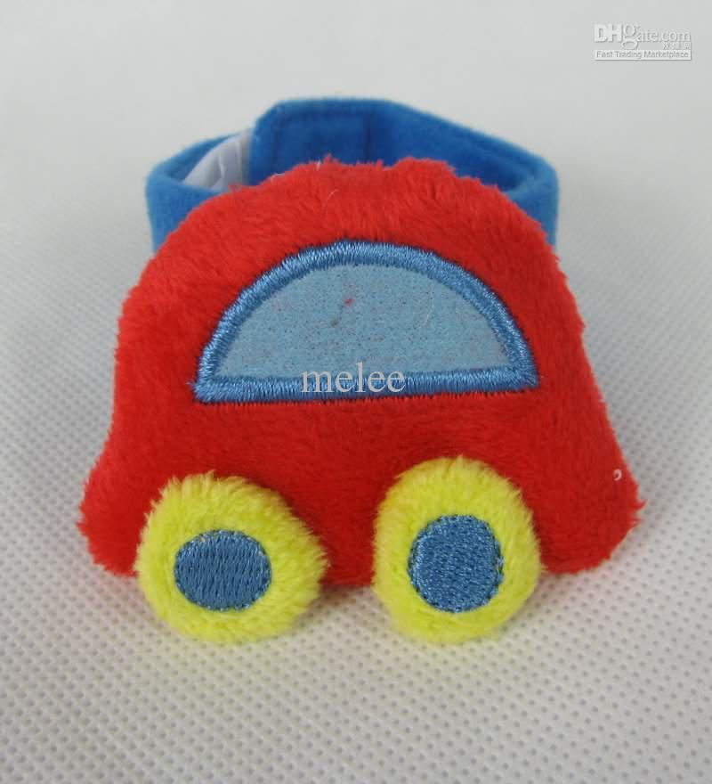 Neue Lamaze / Cartr Garden Bug Handgelenk Rassel Fuß Set Fuß Finder High Contrast Foot Finder Babyspielzeug