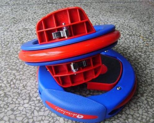 Orbitwheel, Skateboard, Orbithjul, Orbit Slide Wander Wheel, Sport Skate Boar