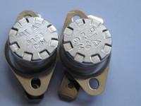 interruptores de controle de temperatura venda por atacado-Temperatura Cerâmica Termostato Controlado NC 150 Graus Celsius KSD301 2 pcs por lote
