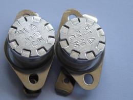 Commutateur nc en Ligne-Thermostat de commutateur à température contrôlée en céramique NC 150 degrés KSD301 2 pcs par lot