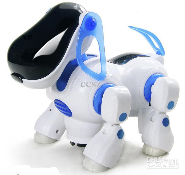 2018 New!!special Intelligent Electronic Pet Toy Robot Dog