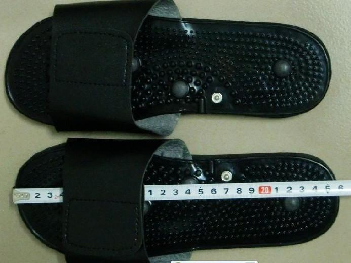 20paris / Magischer Pantoffel des Digitaltherapie-Maschinenpantoffels, Massagerpantoffel, Zehnermaschine DHL