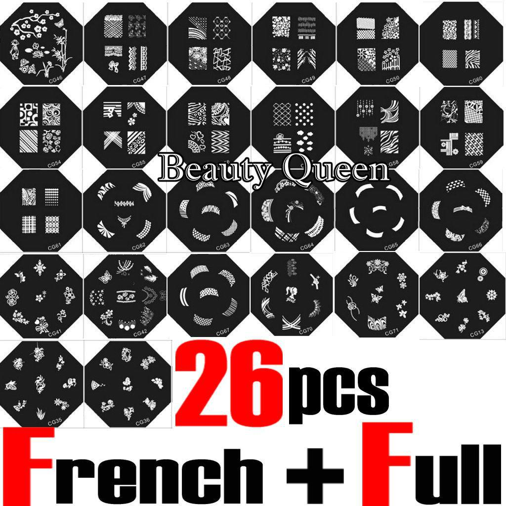 221designs large plate b nail art kond stamp stamping big image 221designs large plate b nail art kond stamp stamping big image plate french stencil template new 2018 from ellenwong 17186 dhgate mobile prinsesfo Choice Image