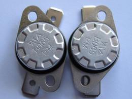 Termostato do interruptor da temperatura do grau 65C N.C. KSD301 50 PCes pela venda quente do lote em Promoção