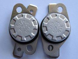 pc-schalter Rabatt 65C Grad Temperaturschalter Thermostat N. C. KSD301 50 Stücke Pro Los Heißer Verkauf