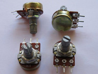 Wholesale B1K Potentiometer pots Tone control mm Shaft S Per High Qulity