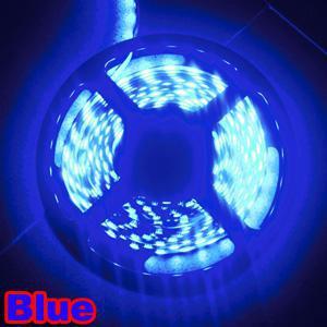100m 12V DC Niet-waterdicht 3528 5m 300 SMD LED Strips Flexibele strip Light Flash Light