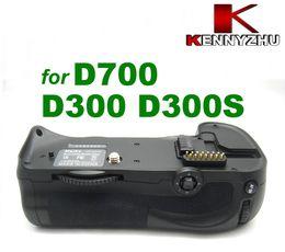 Wholesale Power Shoots - Meike Battery Grip Multi-Power Pack For Nikon Camera D700 D300 D300s Vertical Shooting
