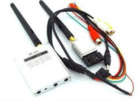 Wholesale 5 GHz mW mini wireless video transmitter and receiver