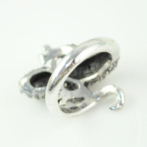 Nouvelle bague bijoux - bagues de fiançailles Swarovski Bague poupée Gecko | RN-579