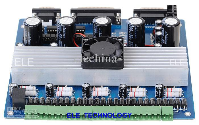 2019 5 Axis Cnc Controller 3 5a Stepper Motor Driver Tb6560 From Elechina 74 16 Dhgate Com